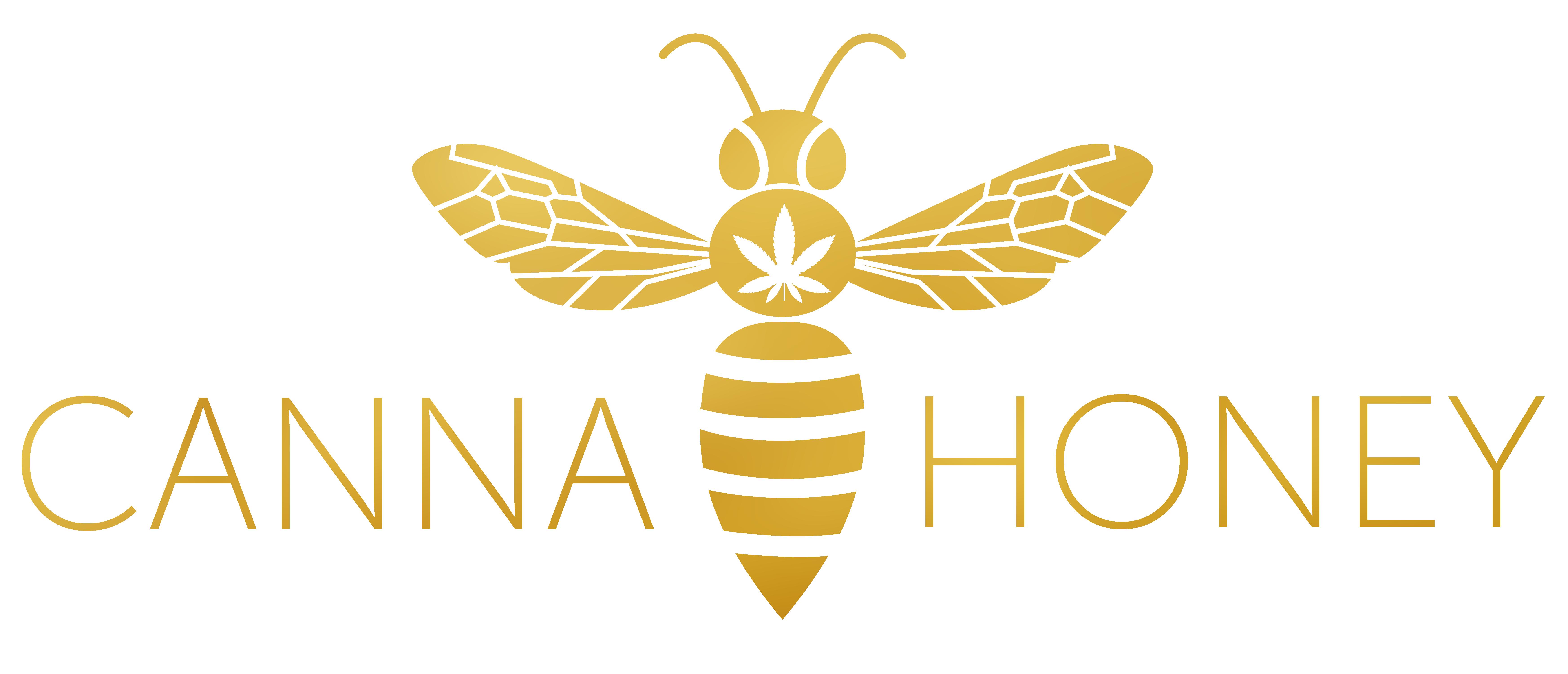 Canna Honey CBD Hemp THC Oregon Homemade Medicinal Marijuana Logo